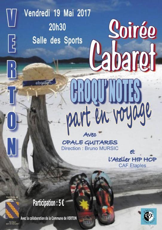 Soiree Cabaret 2017