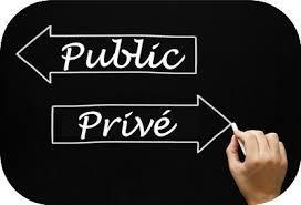 Public prive